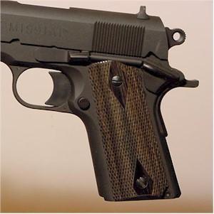 1911 Compact Handgun Grips