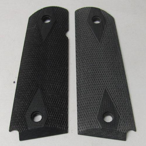 1911 G10 Carbon Fiber Handgun Grips