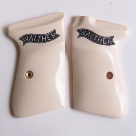 S&W Walther PPK/S Ultima Panel with Banners Bonded Ivory