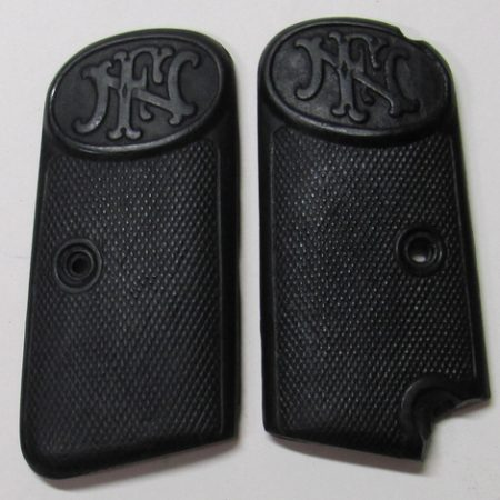 Browning (F.N.) M1903 9mm Short Reproduction Replacement Grip Black B8A - 3462 (1)