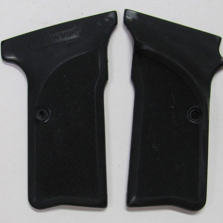 Browning Standard 1969/74 Pistol Reproduction Replacement Grip Black B17 - 3466